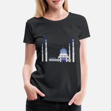 Mosque mosque - Women's Premium T-Shirt