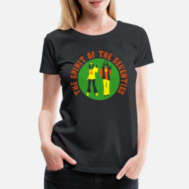Lsd hippies_112014_c_3c - Frauen Premium T-Shirt