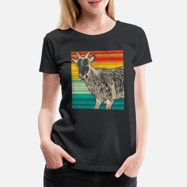 Egg billy-goat - Women's Premium T-Shirt