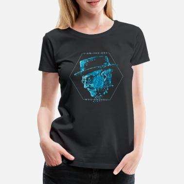 Bad Breaking Bad I'm The One Who Knocks - Women's Premium T-Shirt