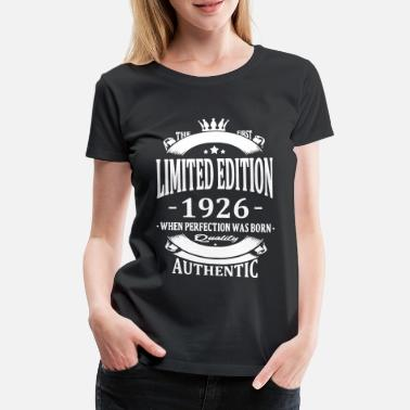 1926 Limited Edition 1926 - Women's Premium T-Shirt