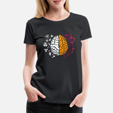 Thought thoughts - Women's Premium T-Shirt