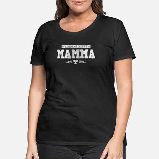 Verdens beste mamma T skjorter | Kule T shirts
