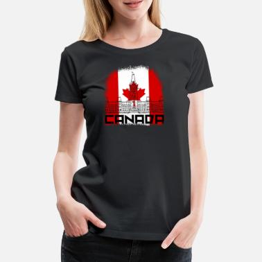 National Canada - Women's Premium T-Shirt