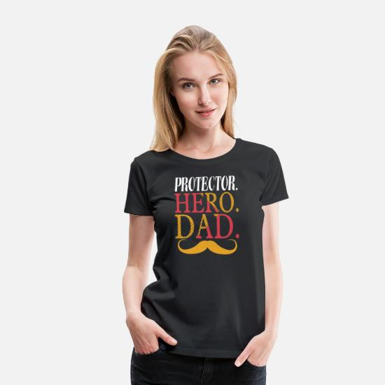 Gift Idea T-Shirts - Father's Day Gift Party Dad Daddy Outing Father - Women's Premium T-Shirt black