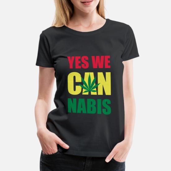 7fa2601e5553 cannabis droger hasch marijuana reggae rasta hippie Premium T-shirt ...
