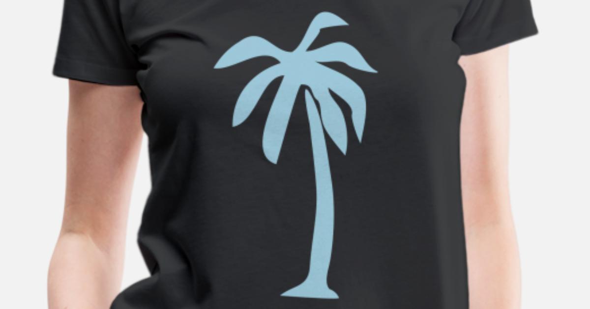 T Premium T FemmeSpreadshirt Palmier FemmeSpreadshirt T Premium Palmier Shirt Palmier Shirt yb7gfvImY6