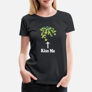 Single Kiss Me - Frauen Premium T-Shirt