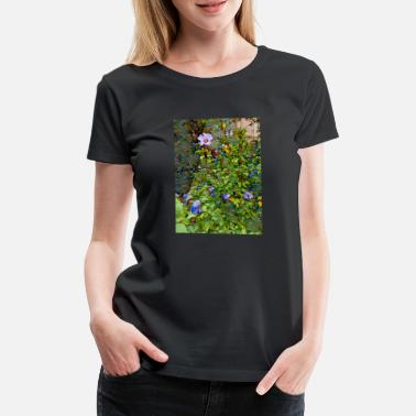 Blume flowers - Women's Premium T-Shirt
