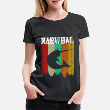 Narwhal narwhal - Women's Premium T-Shirt