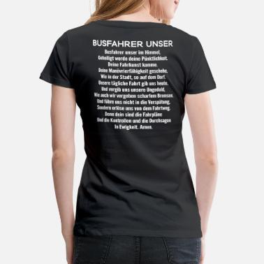 Ich bin Truckerin Premium T-Shirt Beruf Traumjob Stolz Frauen Shirt