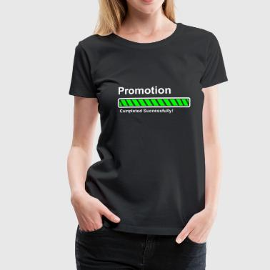 Progress Bar - 100% loaded - finito! - Maglietta Premium da donna