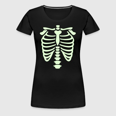 X-Ray rib-case - Women's Premium T-Shirt