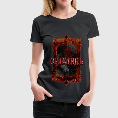 Original Halloween 2017 - Premium-T-shirt dam