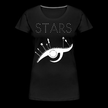 stars quote - Women's Premium T-Shirt