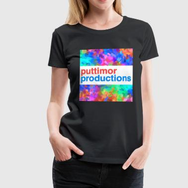 Puttimor Colour - Premium-T-shirt dam