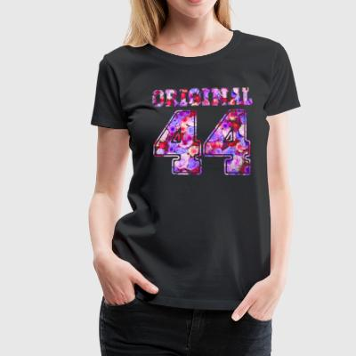44 - Birthday Present Bday - Women's Premium T-Shirt