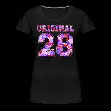 28 - Birthday Present Bday - Frauen Premium T-Shirt
