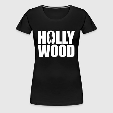 Hollywood Babe | Hollywood Fashion - Koszulka damska Premium