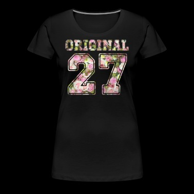 Original 27 - Women's Premium T-Shirt