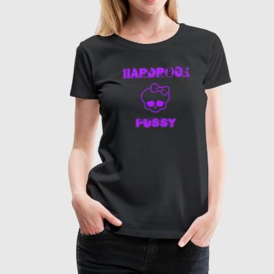 Hard Rock Pussy Purple - Women's Premium T-Shirt