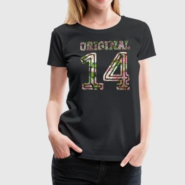 2014 - 14 Years - Women's Premium T-Shirt