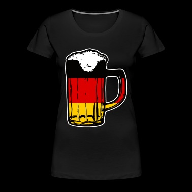 German Beer German Beer Gift - Women's Premium T-Shirt