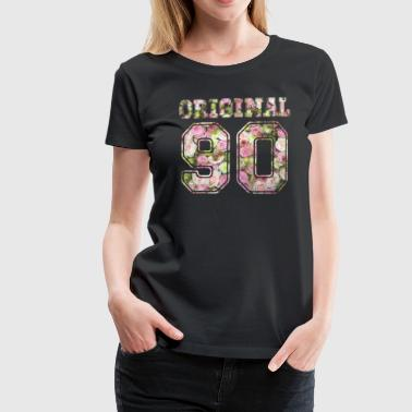 1990 Original 90 - Women's Premium T-Shirt