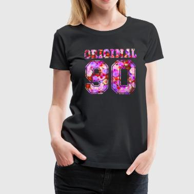 1990 - Birthday Present Bday - Women's Premium T-Shirt