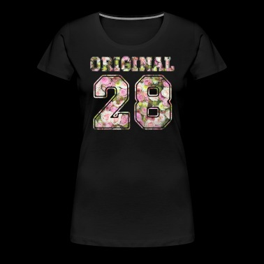 Original 28 - Women's Premium T-Shirt