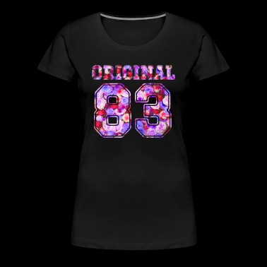 1983 - Birthday Present Bday - Women's Premium T-Shirt