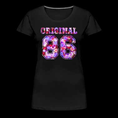1986 - Birthday Present Bday - Women's Premium T-Shirt