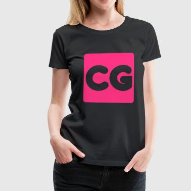 curvy girls signet - Women's Premium T-Shirt