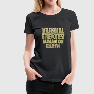 Marshal - Women's Premium T-Shirt
