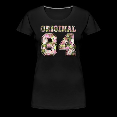 1984 Original 84 - Frauen Premium T-Shirt