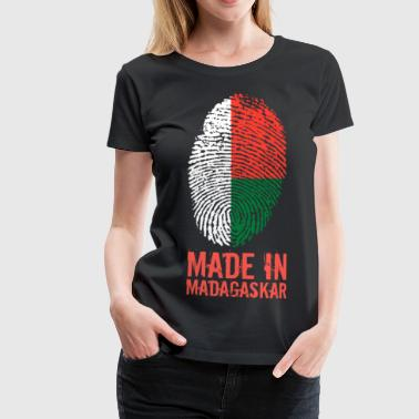 Made In Madagascar / Madagasikara / Madagascar - Women's Premium T-Shirt
