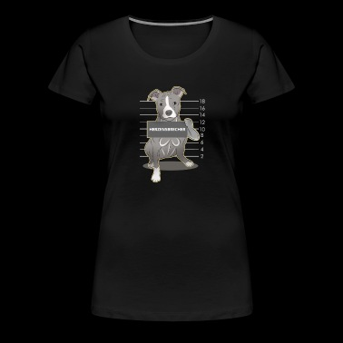 Staffordshire Bull Terrier dog gift - Women's Premium T-Shirt