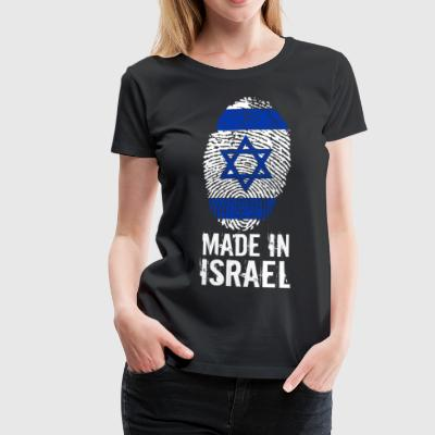 Made in Israel / Made in Israel מדינת ישראל - Dame premium T-shirt