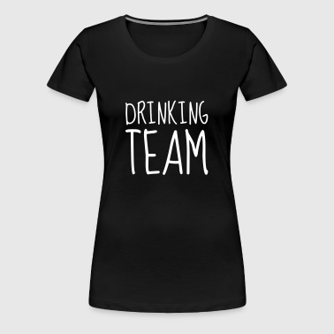 Alcohol - Drunk - Bier - Alkohol - Party - Humor - Vrouwen Premium T-shirt