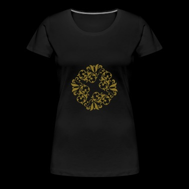GOLDI - Frauen Premium T-Shirt