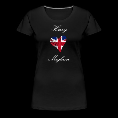 Harry Meghan Royal Wedding Wedding - Women's Premium T-Shirt