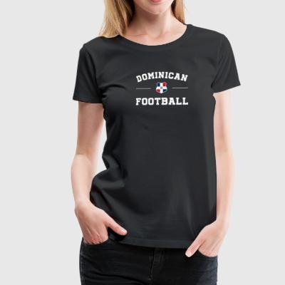 Dominica Football Shirt - Dominica Soccer Jersey - Women's Premium T-Shirt