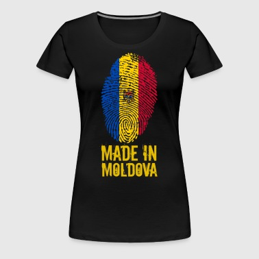 Fabriqué en Moldavie / Made in Moldova - T-shirt Premium Femme