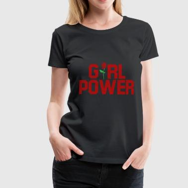 Girl Power. Girl Power gifts.Best Sælger - Dame premium T-shirt