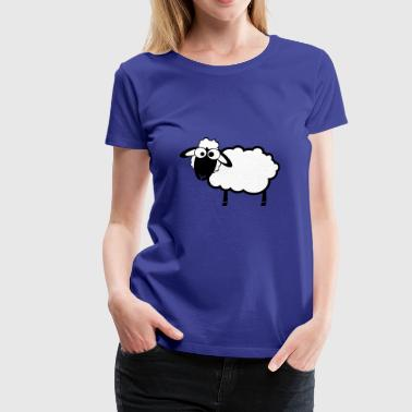 black sheep - Women's Premium T-Shirt
