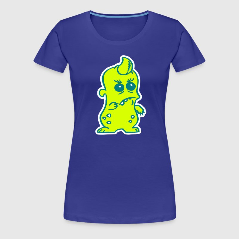 Monster Hasemuckel - Frauen Premium T-Shirt
