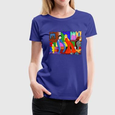 always the same - Frauen Premium T-Shirt