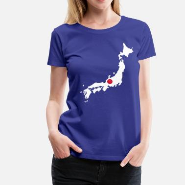Kyoto Japan - Frauen Premium T-Shirt