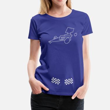 Race Day Race - Women's Premium T-Shirt