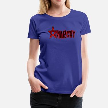 Punk Anarchy Punk Rock Anarchy - Women's Premium T-Shirt